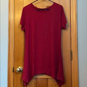 Tops - Red shirt size medium